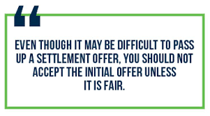 how to respond to a low settlement offer sample counter letter