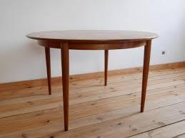 vintage danish round dining table from skovmand u0026 andersen 1960s