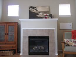 this fireplace surround is cheap and ugly