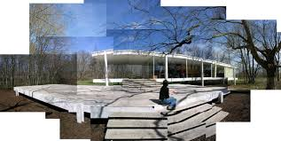 buildings farnsworth house dwelling places