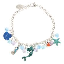 charm bracelet silver tone the sea charm bracelet s us