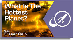 what is the hottest planet in the solar system universe today