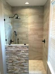 Half Shower Doors Half Shower Door Medium Size Of Picture Concept Doors