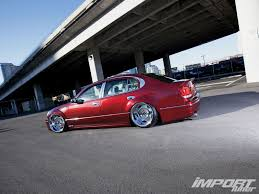 widebody lexus ls autofashion usa joe u0027s widebody featured in import tuner dec 2010