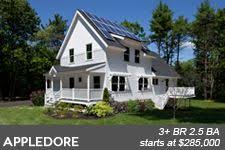 net zero energy consumption modular home from an architect in