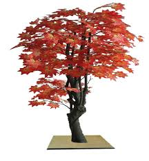 artificial maple tree for