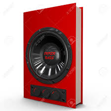 the book with the built in speaker and volume 3d