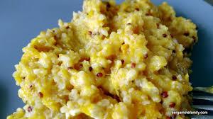 cuisiner du quinoa quinoa au potiron pour bébé façon risotto bergamote family