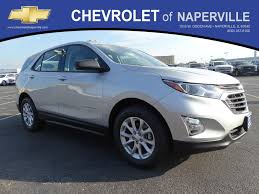 new 2018 chevrolet equinox ls sport utility in naperville t6559