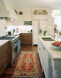 Images Of Kitchen Interiors Kitchen Cabinets White Wood Mix Emily A Clark