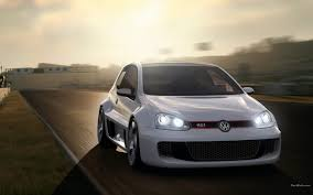 volkswagen white car golf gti white car wallpapers photos and videos