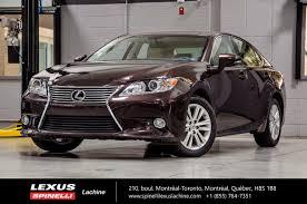 lexus toronto used new fascia for the lexus es 2016 lexus es the car guide
