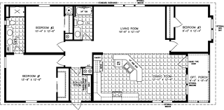3 bedroom floor plan 1400 to 1599 sq ft manufactured home floor plans jacobsen homes