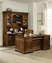 Office Executive Desk Furniture by Hooker Furniture Home Office Brookhaven Executive Desk 281 10 583