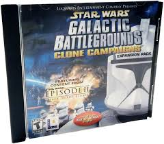 amazon com star wars galactic battlegrounds clone campaigns