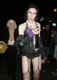 Rocky Horror Picture Show Halloween Costume West Hollywood Halloween Costumes Inspired Movies Tv