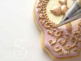 enameled cookie how tosweetambs