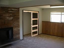 a frame kit home backyards framing amp pocket door installation cost of