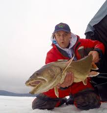 the ice fishing debate run and gun or sit and stay northern