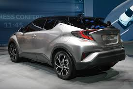 honda chr toyota u0027s vezel fighter u0027c hr u0027 will be available with a 1 2l