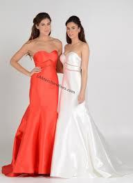 mesh u0026 mikado mermaid dress py7628