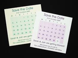 Cheap Save The Date Weddings