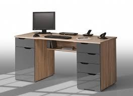 meuble bureau bureau avec rangement pas cher meuble pour ordinateur fixe of