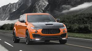 maserati 2017 2017 maserati levante by mansory review gallery top speed