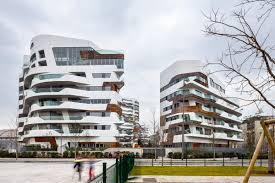 citylife apartments zaha hadid architects archdaily
