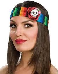 day of the dead headband day of the dead senorita spider costume mask costume craze