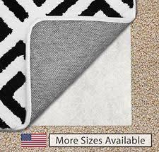 original gorilla grip non slip area rug pad mattress gripper 2x3