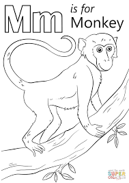 coloring page alphabet m at yescoloring sound pages educations the