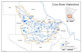 Map Of The Mississippi River Crow Home