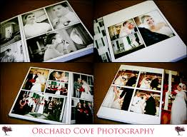 vertical photo album gregg elizabeth s digital flushmount album vt wedding