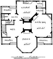 Victorian Mansion Floor Plans Old Victorian House Plans by Plans For Victorian Homes Home Act