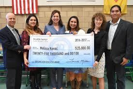 melissa kovac joins new mexico milken educators photos