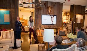 Rush Interiors Wrj Design Associates Host Artist And Author Ashley Tudor