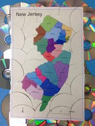 Map Of Essex County Nj Bureau Of Gis