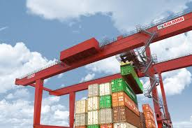 kalmar u0027s new rail mounted gantry crane offers more flexibility for