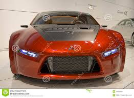 mitsubishi supercar concept mitsubishi concept ra editorial stock photo image of cylinder