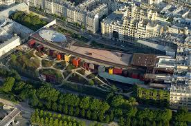 Ciel De Paris Franzosische Restaurant Musée Quai Branly Paris 2006 Ateliers Jean Nouvel Archi