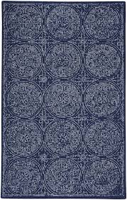 Navy Blue Rug 185 Best Blue Images On Pinterest Area Rugs Blue Rugs And Rug