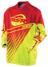 msr motocross gear msr 2016 axxis jersey cycle gear