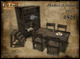 old world dining room second life marketplace medieval dining room old world