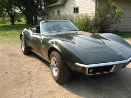 buy a corvette stingray 1969 chevrolet corvette stingray matching numbers this is a