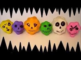 diy halloween monster treats surprise candy treat bags