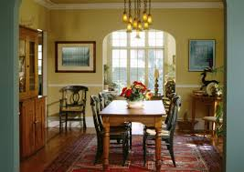 dining room orange accent wall for small dining room decorating