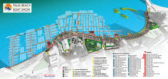 Fau Map Things To Do Near Me Palm Beach International Boat Show In West Palm