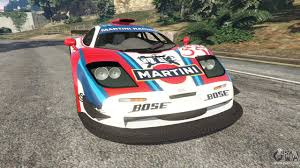 martini racing mclaren f1 gtr longtail martini racing for gta 5