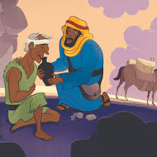 the parable of the good samaritan bible lesson for children